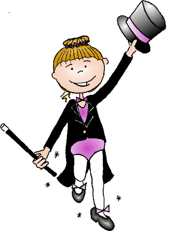 Dancer pencil and in. Ballet clipart tap