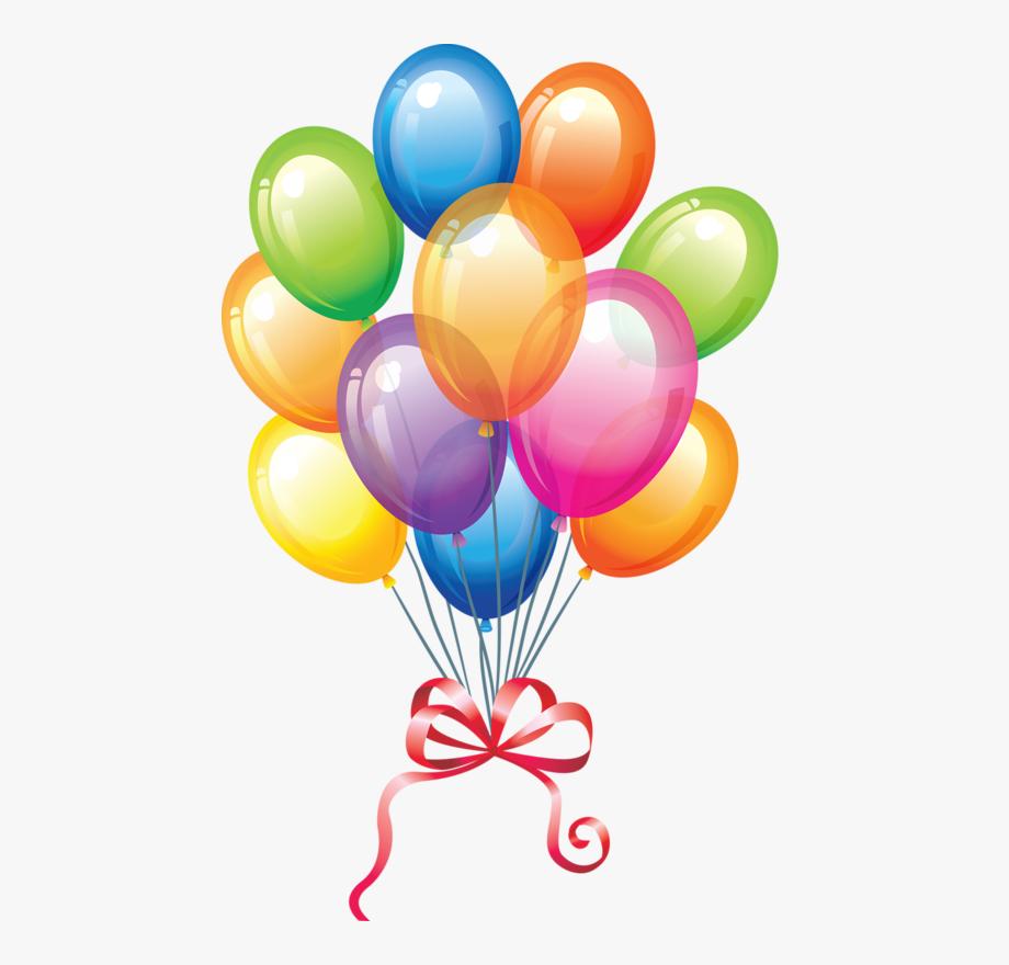 Balloons clipart ballon. Single modern blue balloon