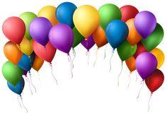 Balloon clipart banner. Gold transparent png clip