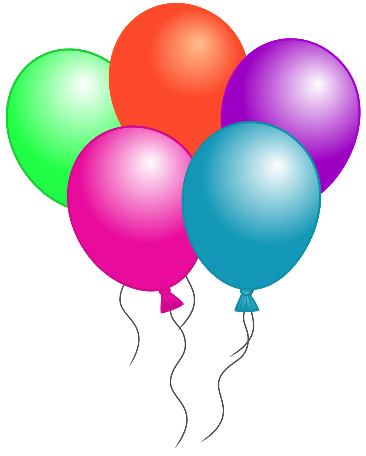 Classroom Treasures: Birthday Balloons | STICKERS | Pinterest | Clip ...