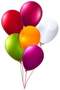 Ballon clipart classy. Birthday balloon cilpart design