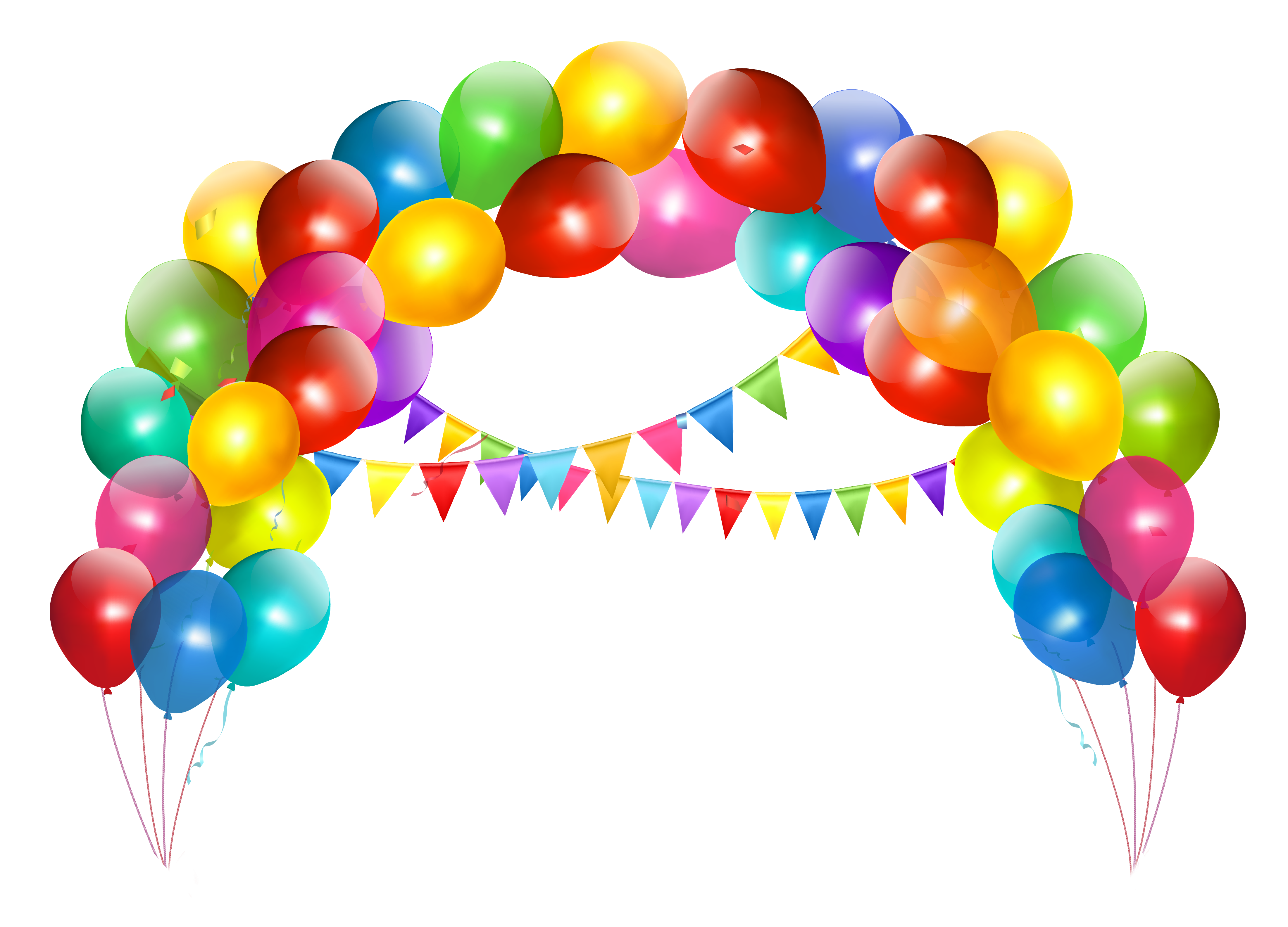 Transparent lacalabaza clip art. Clipart balloons clear background
