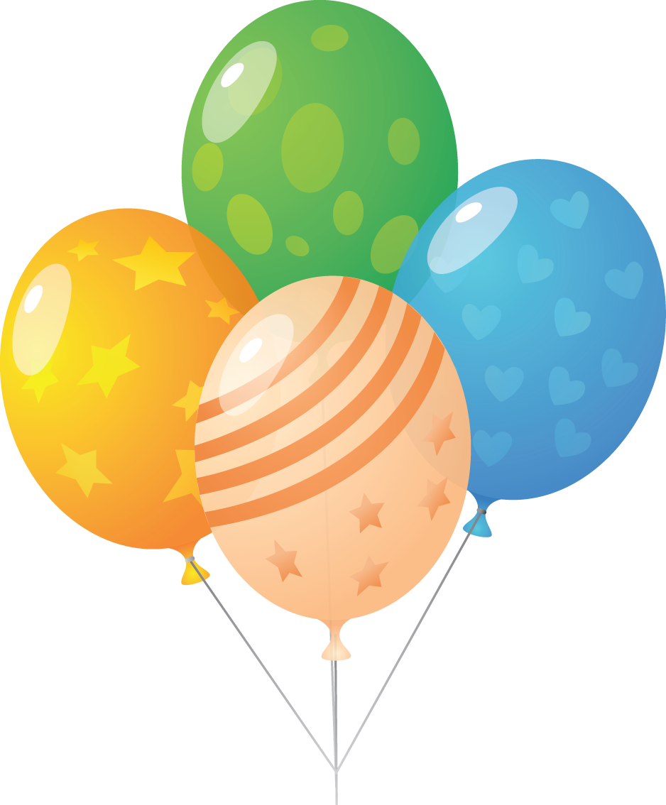 Balloon PNG images and Clipart with alfa transparent background