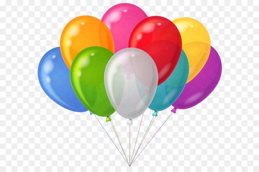 Ballon clipart colorful balloon. Party clip art bunch