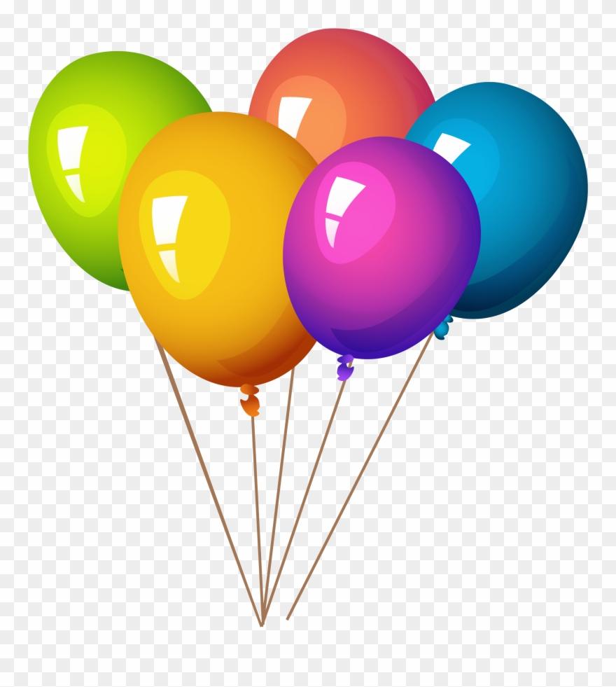Pngpix com balloons png. Ballon clipart colorful balloon