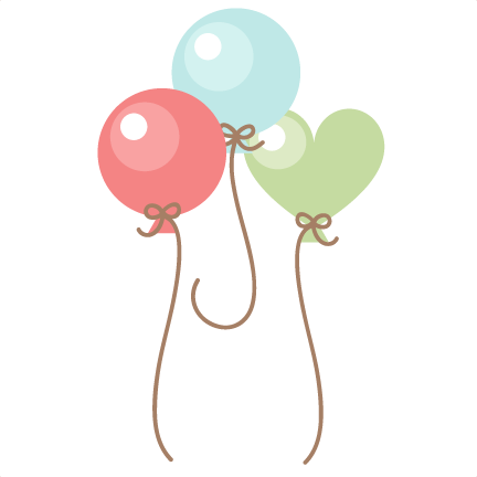 Free cliparts download clip. Balloon clipart cute