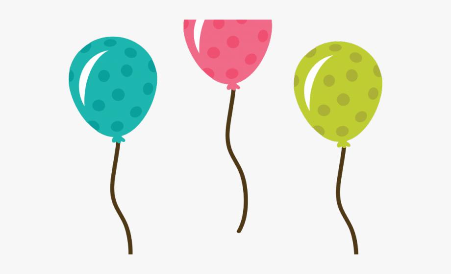 Happy birthday free cliparts. Clipart balloon cute