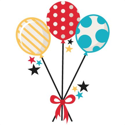 Balloon clipart cute.  best balloons images
