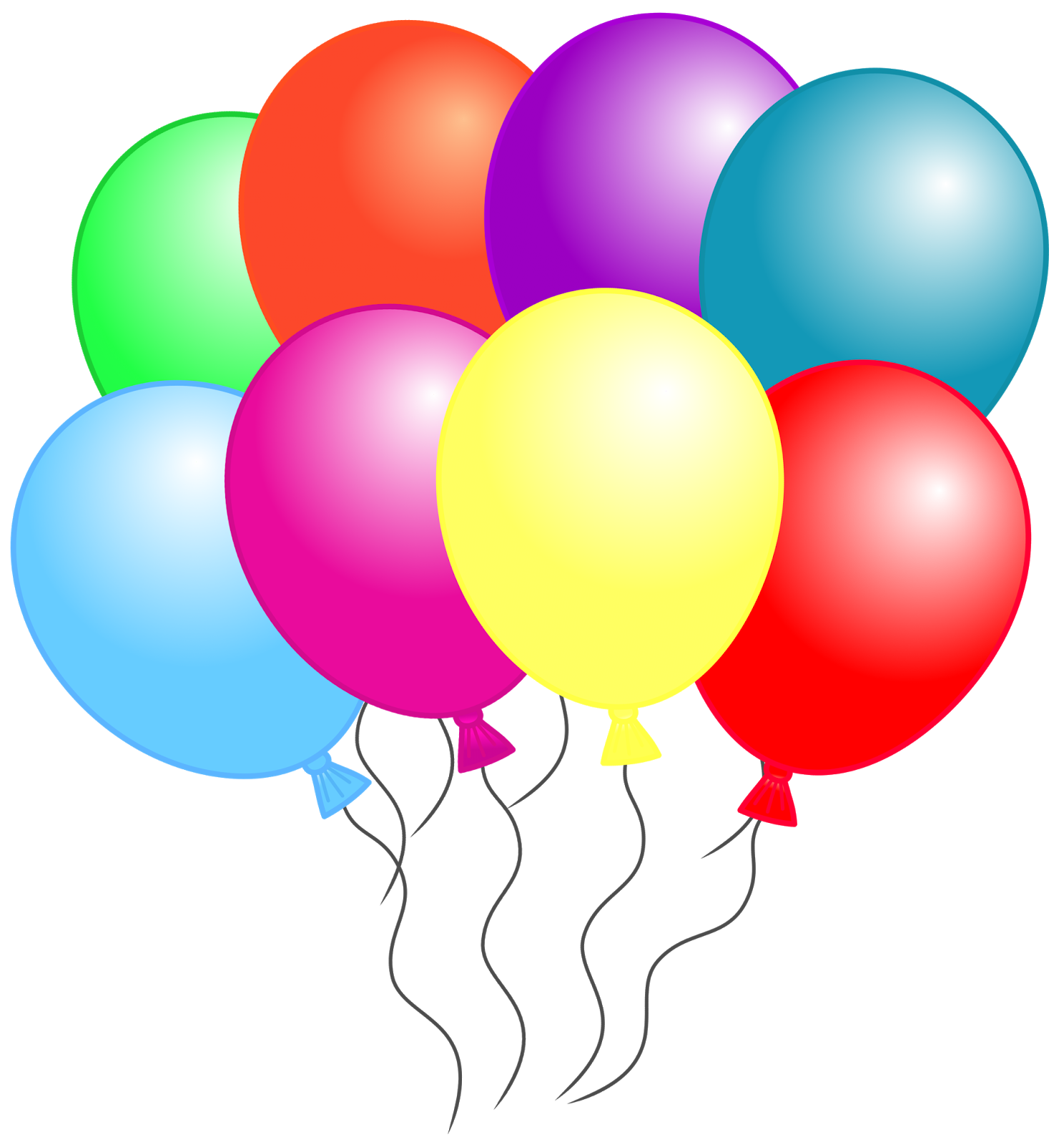 Splendid ideas balloons that. Balloon clipart design