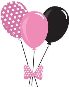 Balloons clipart design.  best clip art