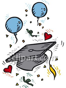 Balloon clipart graduation. And image com