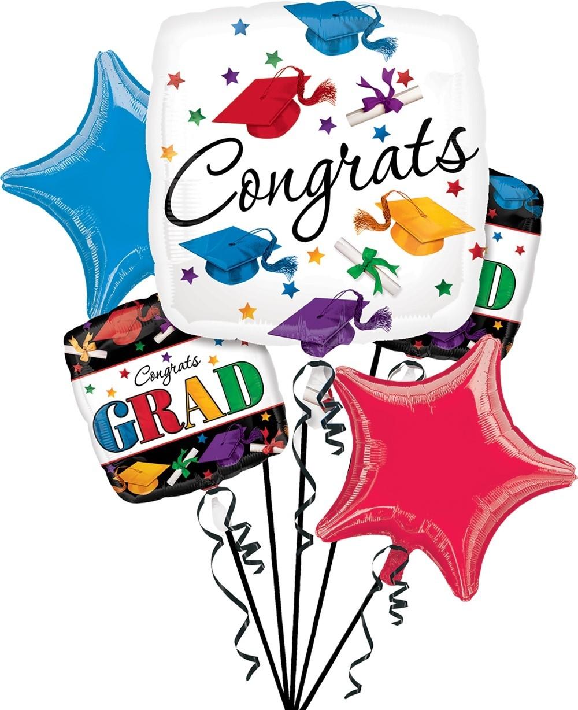 balloon clipart graduation