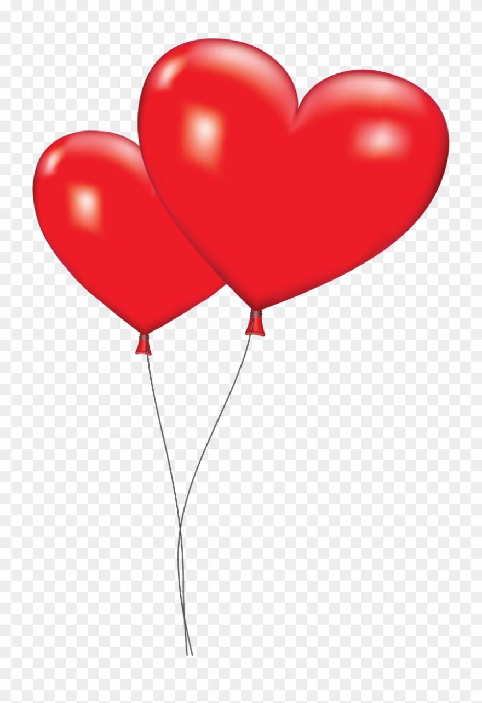 Ballon clipart heart. Download balloon no background