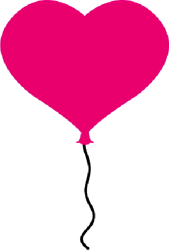 Ballon clipart heart. Balloon clip art panda