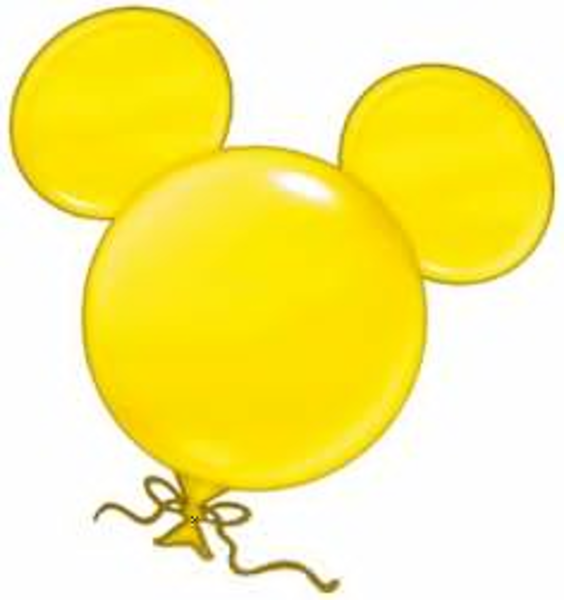 Ballon clipart mickey mouse. Balloon free images at