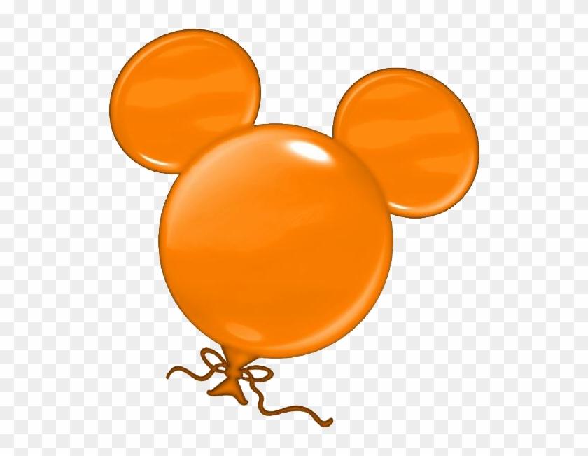 Balloon clip art . Ballon clipart mickey mouse