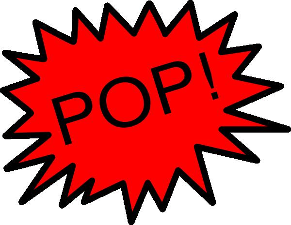 Pop clipart balloon pop. Clip art at clker