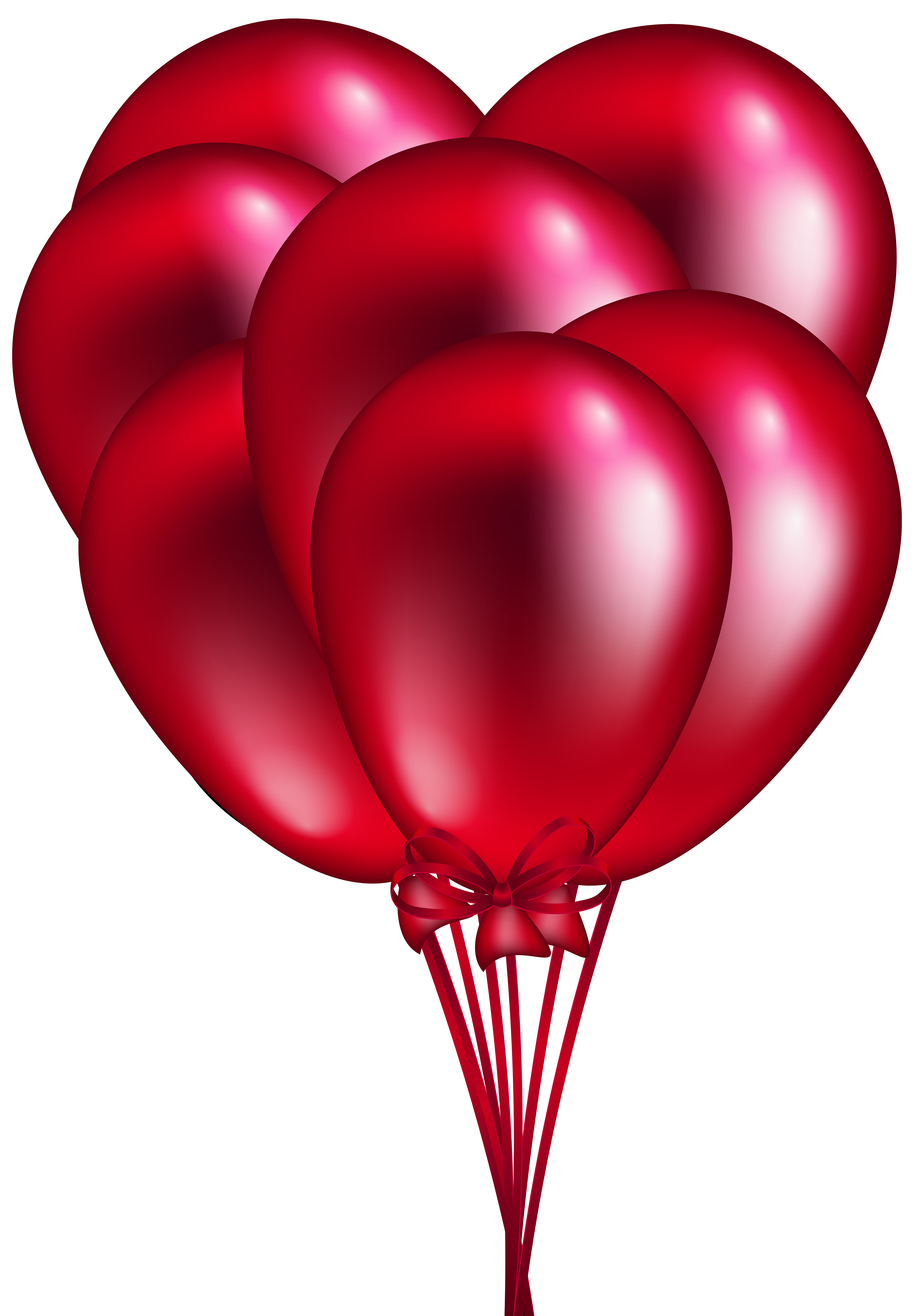 Red balloon png clip. Gifts clipart bunch