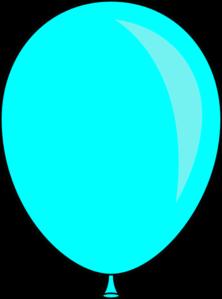 Balloon clipart single. Clip art at clker