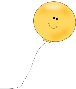 Ballon clipart smiley face.  best balloons images