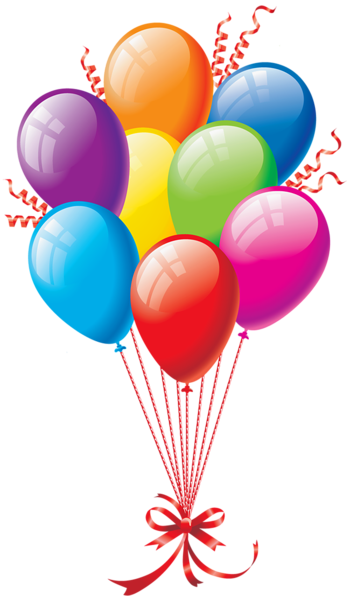 balloon clipart transparent background