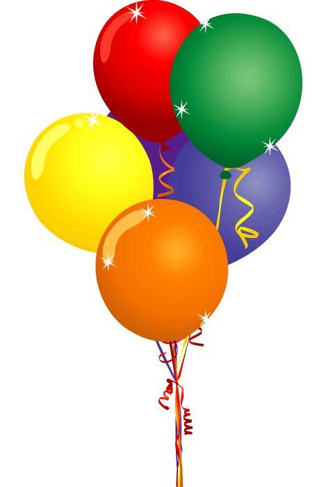 Celebrate clipart balloon.  best clip art
