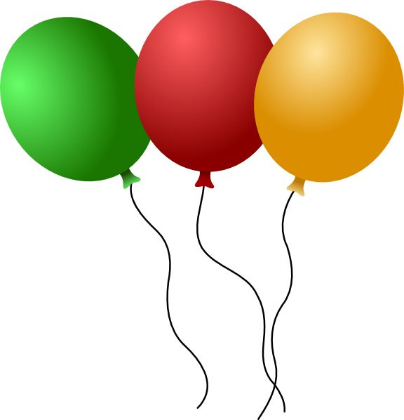 best balloons images. Balloon clipart animated