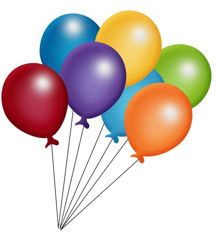 Cartoon birthday balloons free. Balloon clipart animated