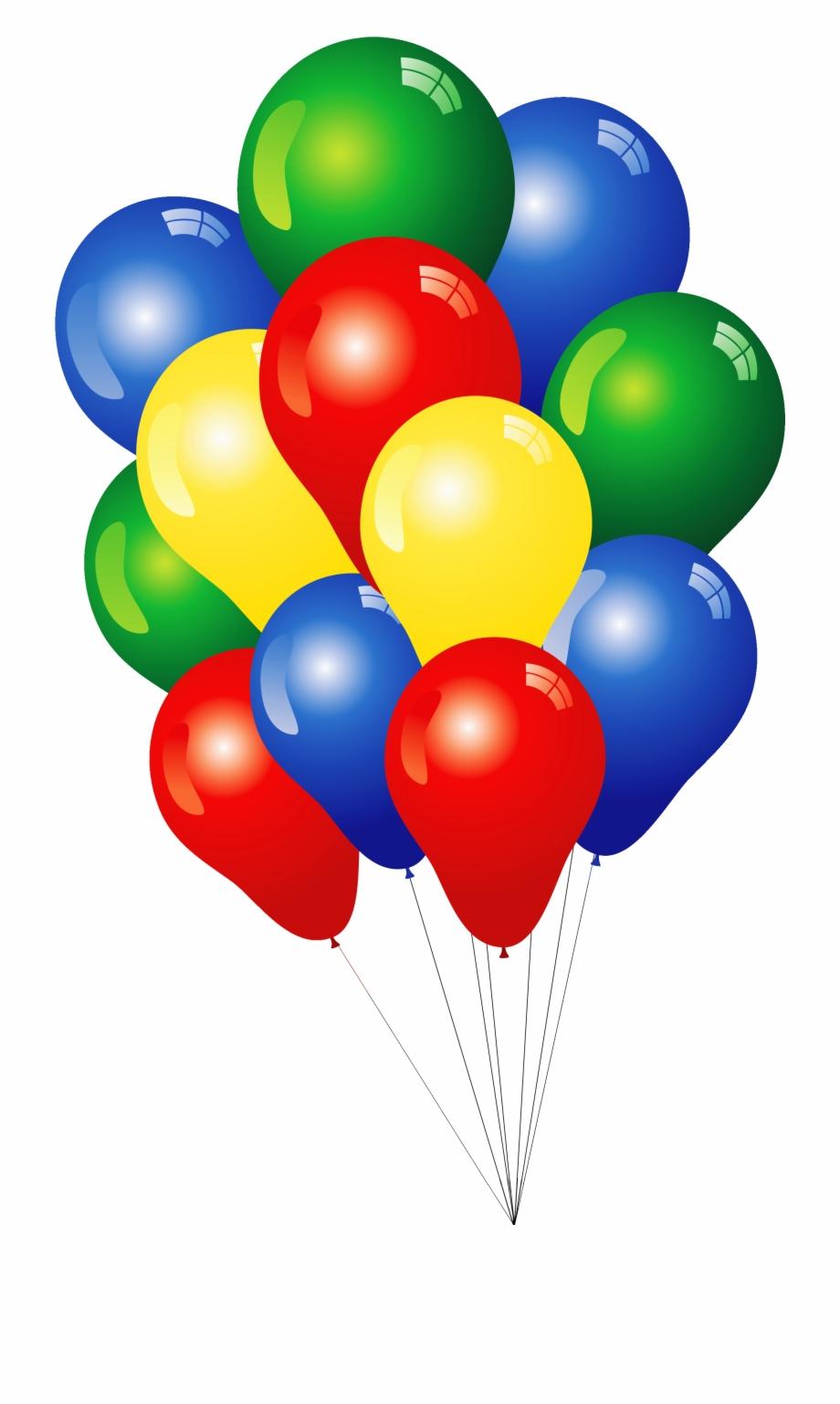 Balloon clipart ballon. Ballons balloons party png
