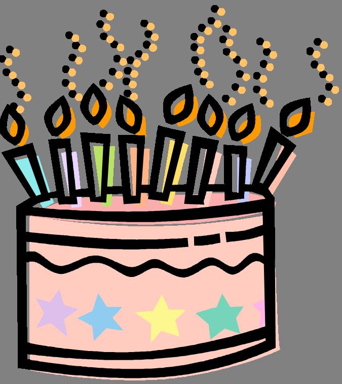 Cone clipart happy birthday. Cute balloon