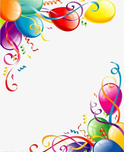 Balloon clipart borders. Lace png