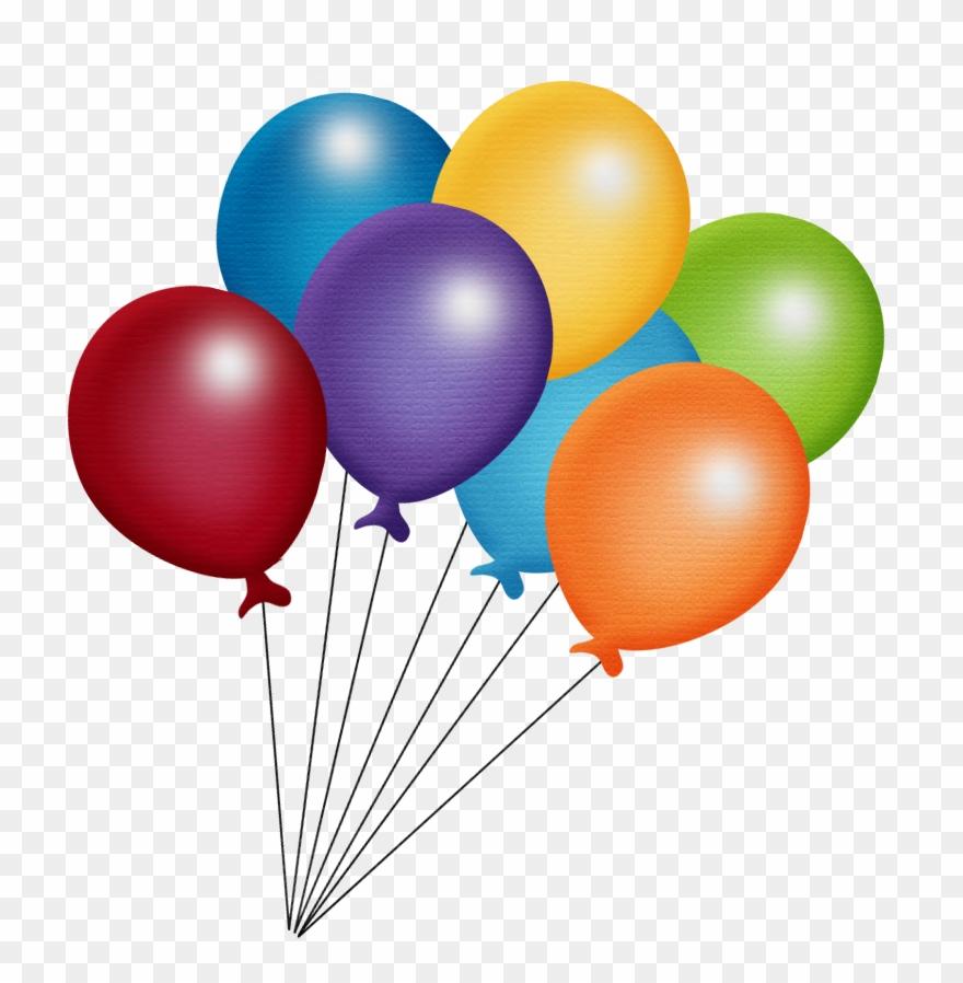 Clipart balloons cartoon. Circo minus bunch of
