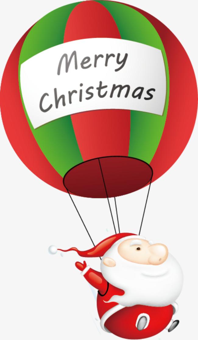 Balloon Clipart Christmas Balloon Christmas Transparent