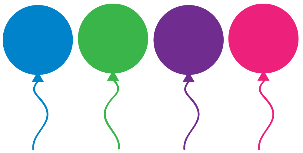 Free balloons cliparts download. 4 clipart balloon