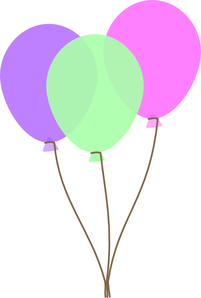 Balloon clipart easter. Colors clip art at