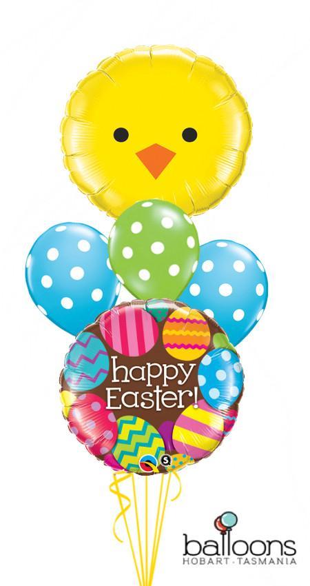 Balloon clipart easter. Eggs chocolate bouquet balloons