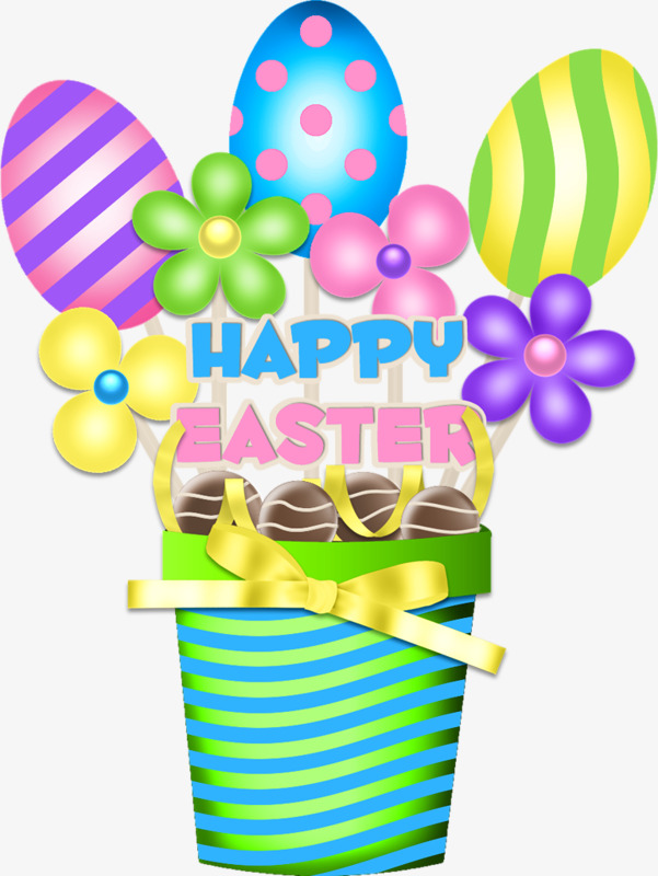 Happy eggs bow png. Balloon clipart easter