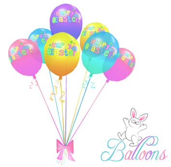 Second life marketplace happy. Balloon clipart easter