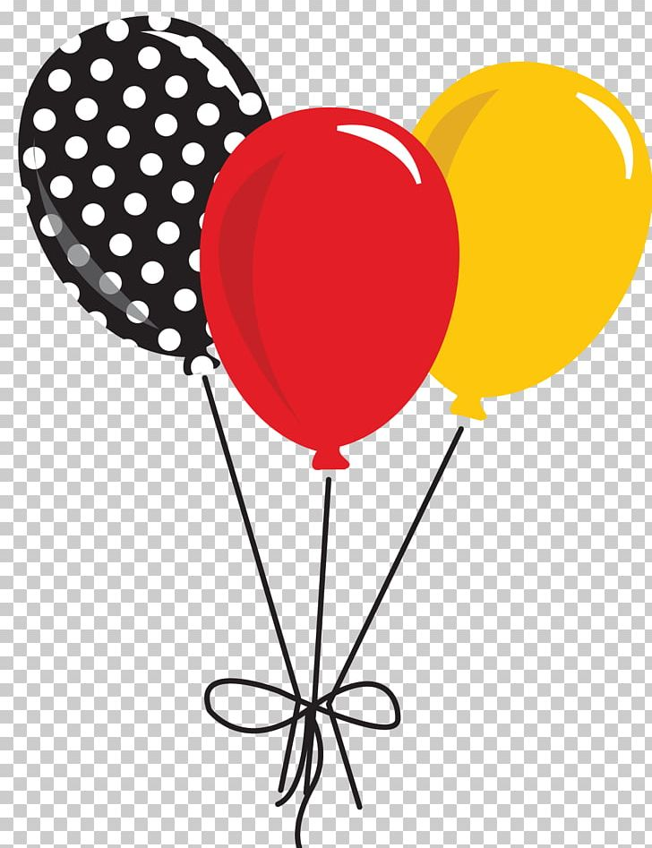 Minnie mouse mickey png. Balloon clipart fancy