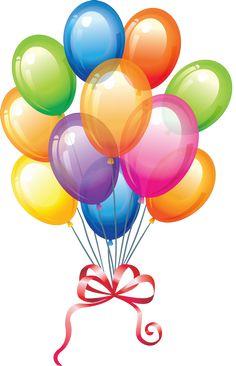 Sd birthday diva b. Balloon clipart fancy