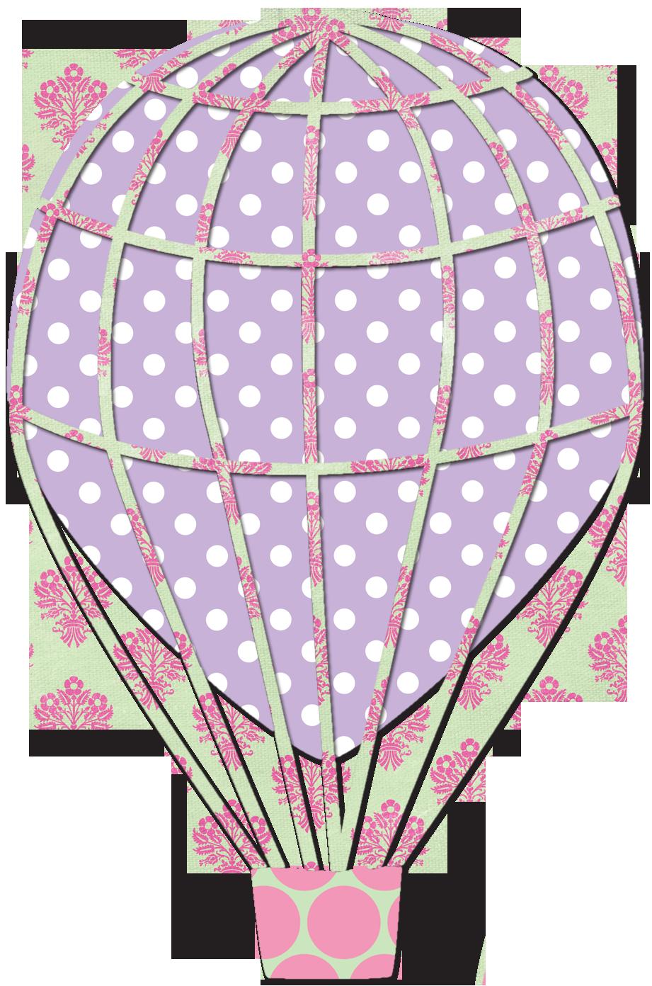 Dog studio blog freebie. Balloon clipart fancy