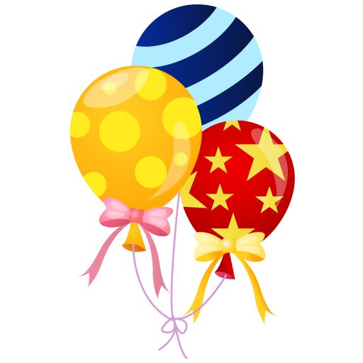 Free balloons cliparts download. Balloon clipart fancy
