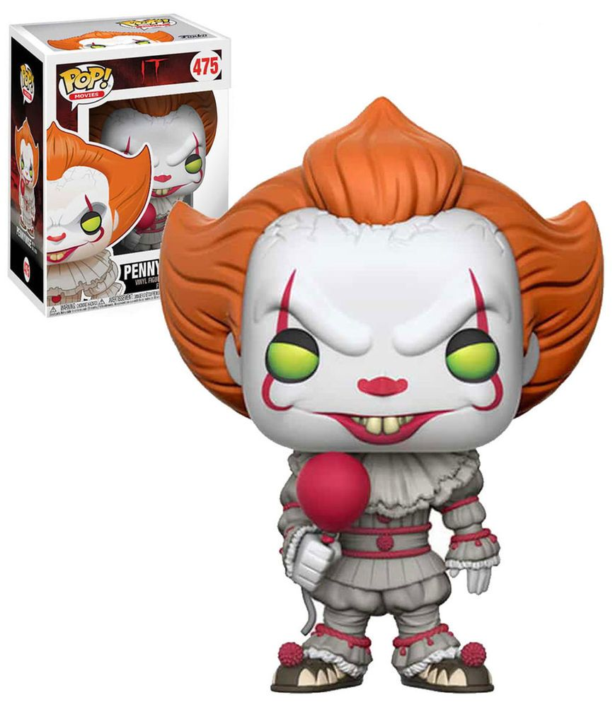 Funko pop horror it. Balloon clipart pennywise