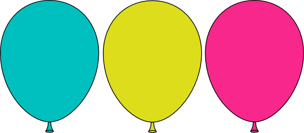 Free balloon ideas zigla. Balloons clipart printable