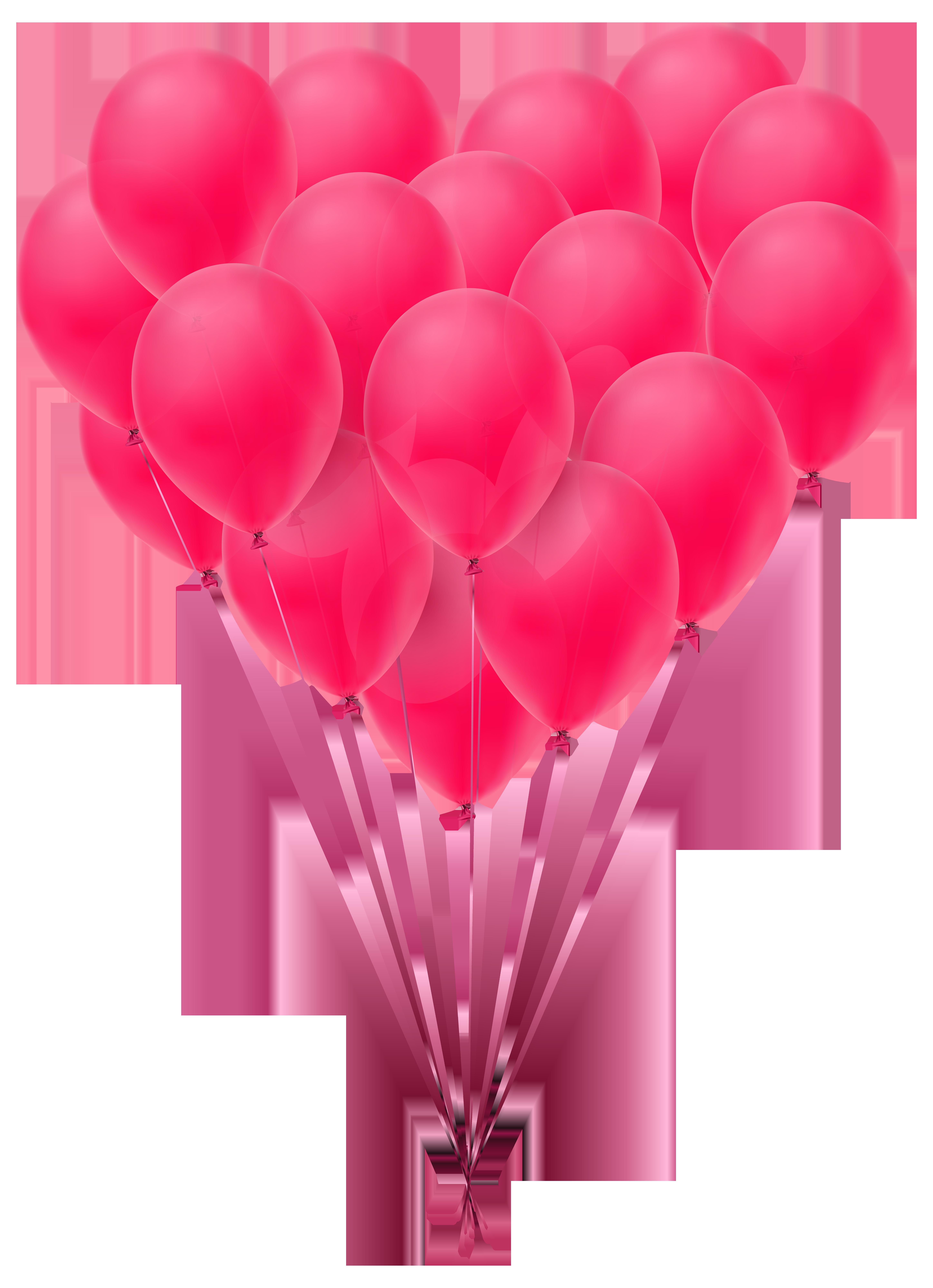 Valentine s day balloons. Balloon clipart valentines