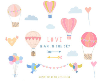 Buy get free colorful. Balloon clipart wedding