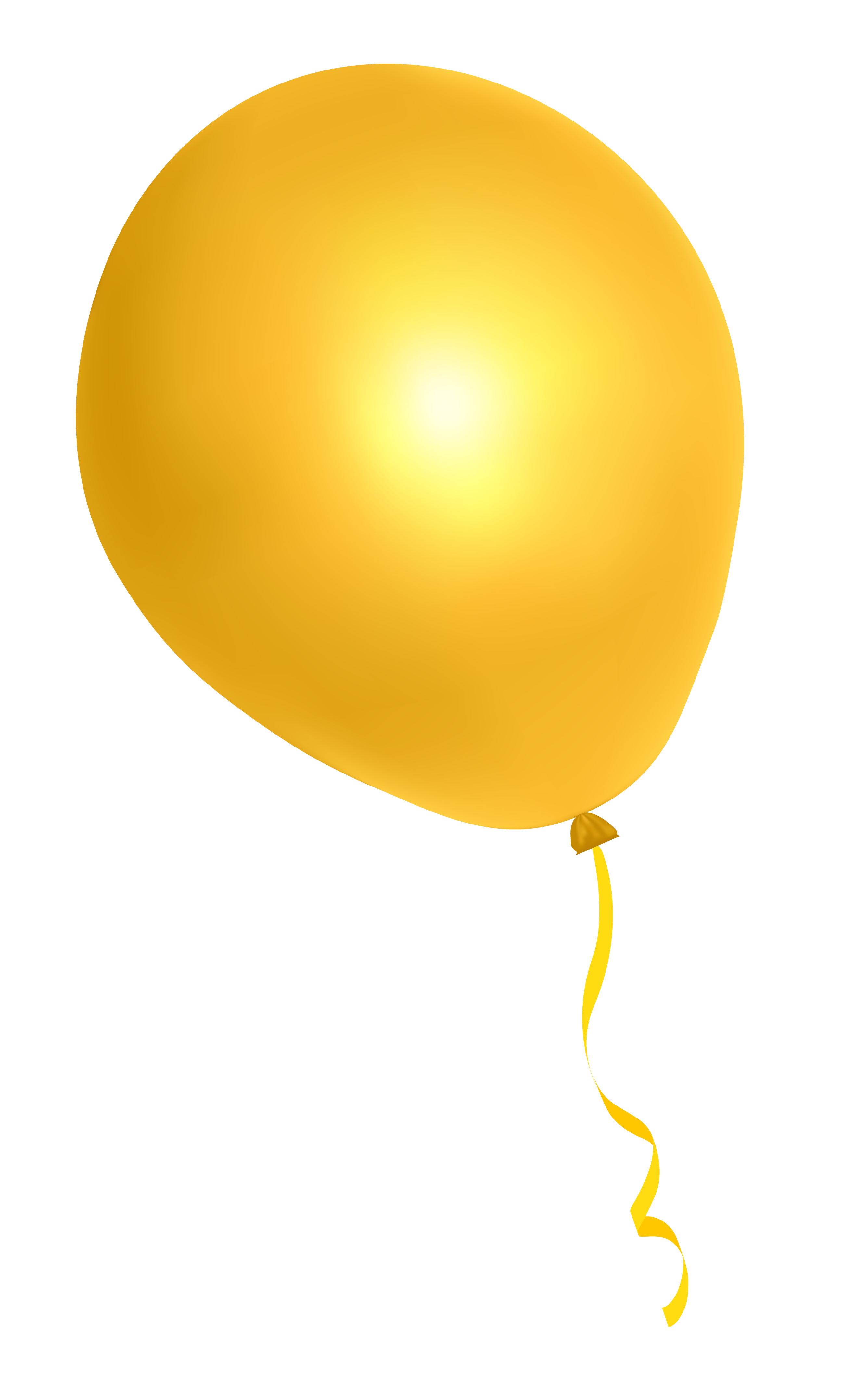 Balloon images png. Yellow image pngpix