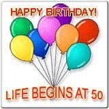 Balloons clipart animated. Free birthday animations happy