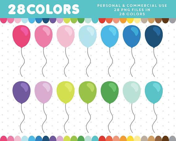 Balloon party birthday clip. Balloons clipart ballon