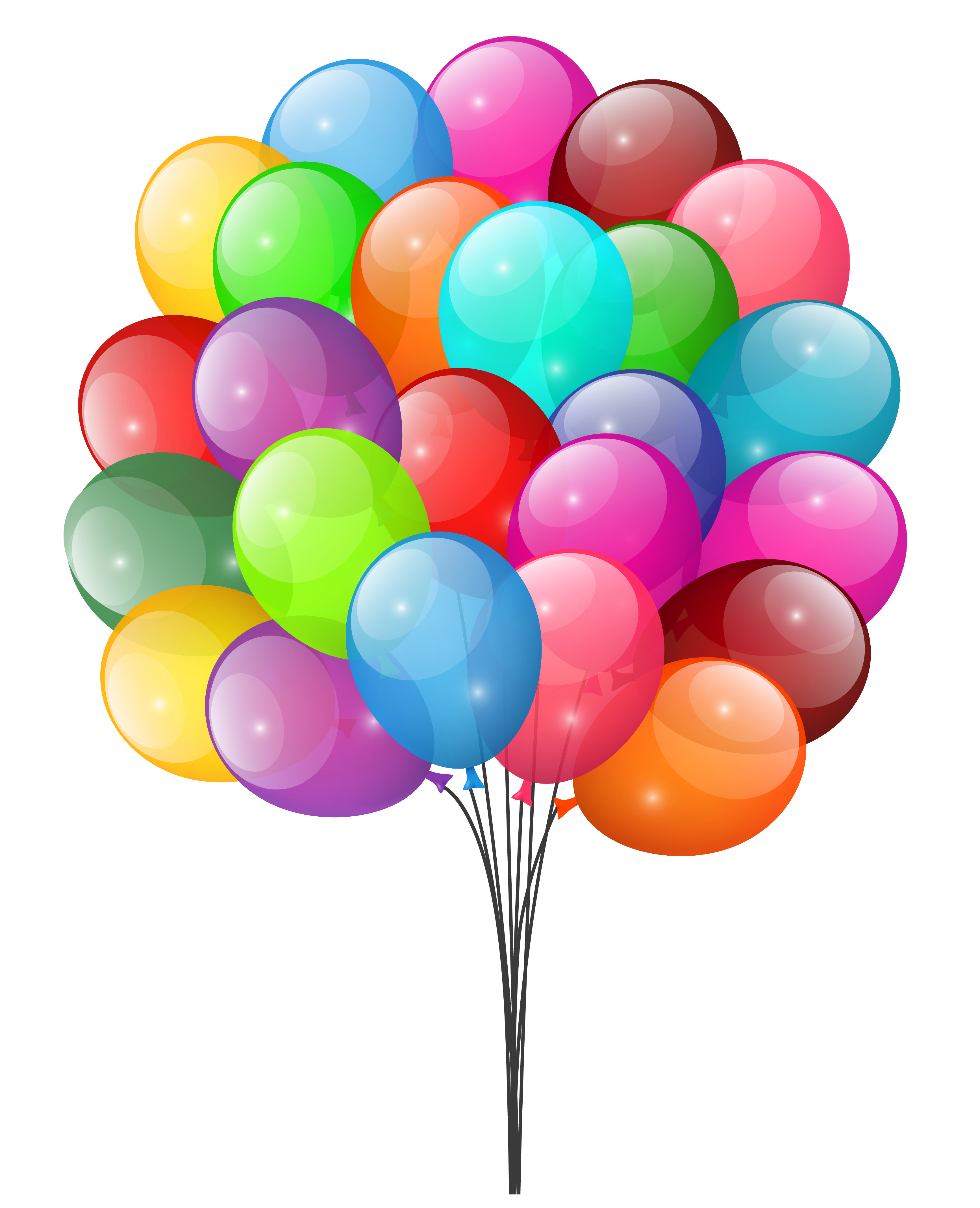 Png image gallery yopriceville. Balloons clipart ballon